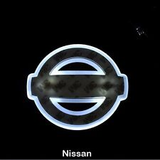 LED Car Tail Logo White light for Nissan Teana New Tiida Auto Badge Light