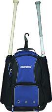 Marucci Travel Ball Baseball Softball Batpack - Royal/Black