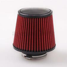 "High Flow Cold Air 3"" 76 mm 160 mm K&N Induction Filter Round Tapered Cone Style"