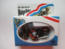 Kawasaki Honda ? CUSTOM CAFE RACER Zylmex Ridge Riders / Hong Kong in 1:24 boxed