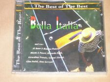CD / BELLA ITALIA / THE BEST OF THE BEST / NEUF SOUS CELLO