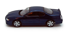 2004 Chevy Monte Carlo SS Hard Top. 1:24 Scale Diecast Model - Welly -22456/4D-1