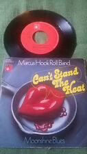 "7"": Marcus Hook Roll Band - Can't Stand The Heat - Pre AC/DC - BASF 1974 - Rare!"
