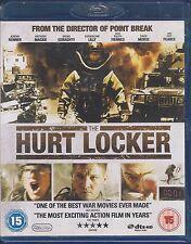 THE HURT LOCKER - Directed by Kathryn Bigelow. Jeremy Renner (BLU-RAY 2009)