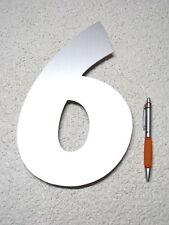 Hausnummer Zahl 6 oder 9, 30 cm hoch, weitere Design`s im Shop