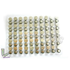 200 x AG5 393 LR48 LR754 SR48 SR754 393A D393 Alkaline Single Use Battery