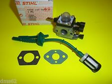 STIHL CARBURETOR  FUEL LINE FILTER  FITS BG85 BG65 BG55 BG45 BLOWERS 42291200606