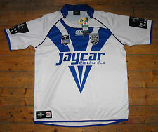 CANTERBURY BULLDOGS NRL Rugby League Players Shirt Jersey 2XL BRAND NEW & TAGGED