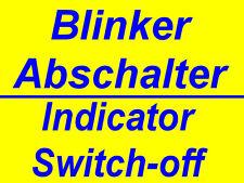 Automatische Blinkerabschaltung BMW 850 1100 1150 R GS RT C K Blinkerrücksteller