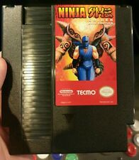 Ninja Gaiden Evil Edition Nintendo (NES) w/ Dust Cover *NEW*