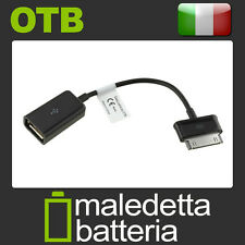 Cavo USB OTG adattatore per Samsung Galaxy Tab/Tab2/Galaxy Note 10.1