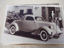 1936 FORD COUPE  11 X 17  PHOTO  PICTURE