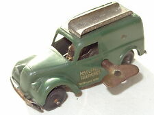triang minic POST OFFICE VAN WITH KEY