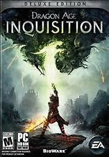 Dragon Age: Inquisition Deluxe Edition (PC, 2014) Factory Sealed.Free Shipping,
