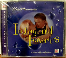 TIME LIFE Music CD 60s/60's Memories Instrumental Favorites PAUL MAURIAT/MORE