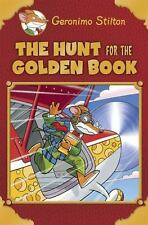 Geronimo Stilton Special Edition: The Hunt for the Golden Book-ExLibrary