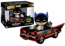 Batmobile & Batman - Vinyl Figur - Funko Dorbz Ridez