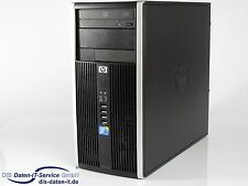 HP Compaq 6000 pro mt E7500 @ 2x 2.93GHz 250GB HDD 4GB RAM 1333 MHz