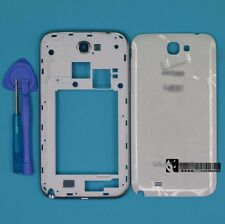 For Samsung Galaxy note2 i605 L900 rear cover back cover white housing framewor