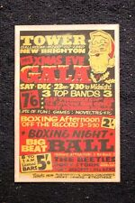 Beatles Tour Poster 1962 Tower Ballroom #3 New Brighton