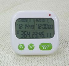 Digital Count down up target timer 1999 days alarm clock for work office family