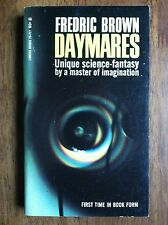 Fredric Brown DAYMARES 7 Stories Honeymoon In Hell The Star Mouse Pi In The Sky!
