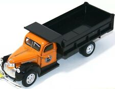 National Motor Museum Mint 1941 Chevy Dump Truck CLASSIC CARS MODEL TOY Vtg