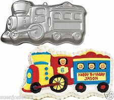 Train Cake Pan by Wilton Christmas Birthday Holiday Baking Supplies