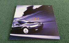 1999 SAAB 93 9-3 - CONVERTIBLE / 3 DOOR COUPE / 5 DOOR - UK BROCHURE