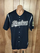 MEN'S NEW YORK YANKEES BASEBALL JERSEY-SIZE: LARGE