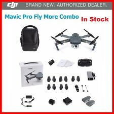 New DJI Mavic Pro Fly More Combo In Stock  First come First served US Dealer