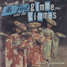✅ NUOVO Me First & Gimme Gimmes-Turn Japanese Rake