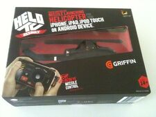 Griffin Helo TC Assault Helicopter New In Sealed Box
