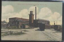 Postcard RAVENNA Ohio/OH  Redfern Mills Cleveland Worsted Factory/Plant 1907