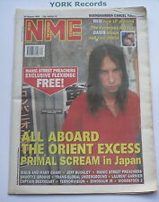 NEW MUSICAL EXPRESS NME - August 27 1994 - PRIMAL SCREAM / REM / JEFF BUCKLEY