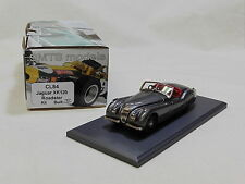 1/43 CL84 JAGUAR XK120 ROADSTER GUNMETAL BY SMTS