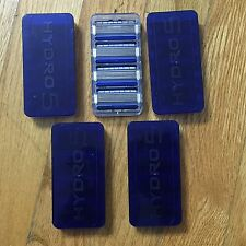 20 SCHICK HYDRO 5 RAZOR REFILL BLADE CARTRIDGES FREE SHIPPING