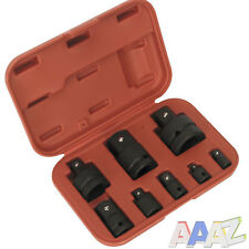 8pc Impact Socket Adaptor Set /Kit Converter Reducer Adaptors