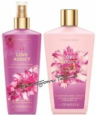 Victoria's Secret Love Addict Mist + Lotion Set of 2 x 250ml