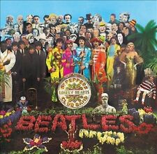 NEW Sgt. Pepper's Lonely Hearts Club Band by The Beatles CD (Vinyl) Free P&H