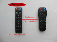 Remote Control For WD WDBABY0000NBK-AESN-NESN-00 WDTV HDTV LIVE TV Media player