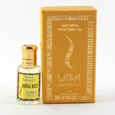 Lasa Aromatic Sandal Wood Fragrance Perfume oil 100% Pure and Natural - 10ml