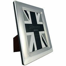 """NEW Sterling Silver - Photo / Picture FRAME - 6"""" x 4"""""""
