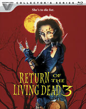Return Of The Living Dead 3 (2016, Blu-ray NEUF)