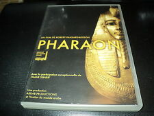 "DVD ""PHARAON"" documentaire de Robert PANSARD-BESSON (avec particip. Omar Sharif)"