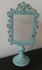 "NUOVO Sass & Belle SHABBY CHIC ""vecchi"" Romance Orecchino Holder & Display Stand bou64"