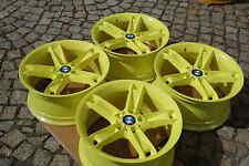 4 BMW Styling 147 8,5x19 IS46 & 9x19 IS51 ..  GELB E90 E91 E92 E93 Neu gepulvert