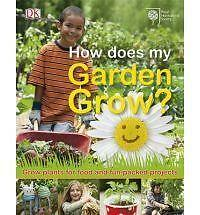 RHS How Does My Garden Grow?, Royal Horticultural Society, New Condition