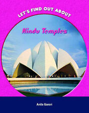 Ganeri, Anita Hindu Temples  (Let's Find Out About...) Very Good Book