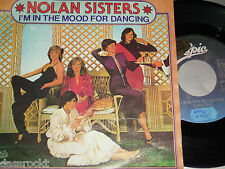 "7"" - Nolan Sisters / I´m in the mood for Dancing - 1979 VG++"